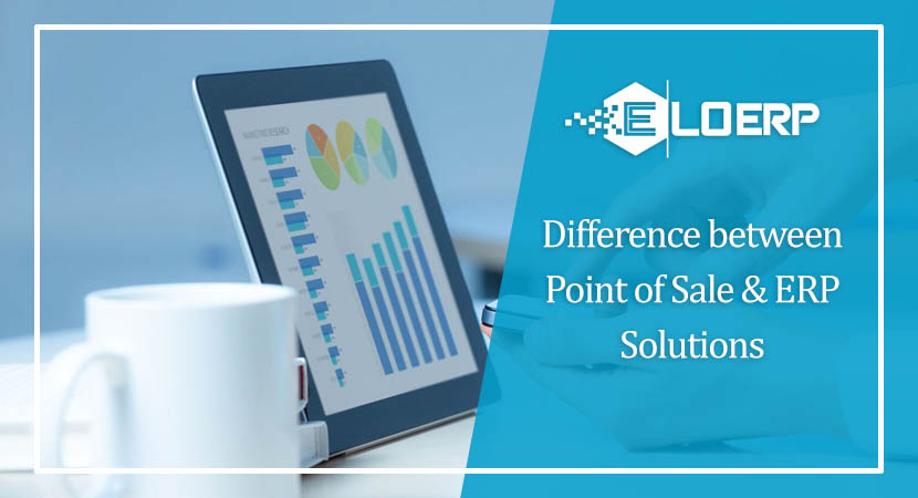 Difference between Point of Sale & Enterprise Resource Planning Solutions
