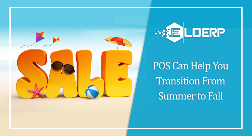 POS Can Help You Transition From Summer to Fall
