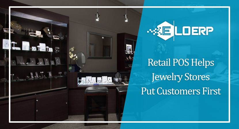 Retail POS Helps Jewelry Stores Put Customers First